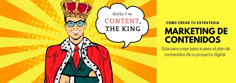 Contenido rey