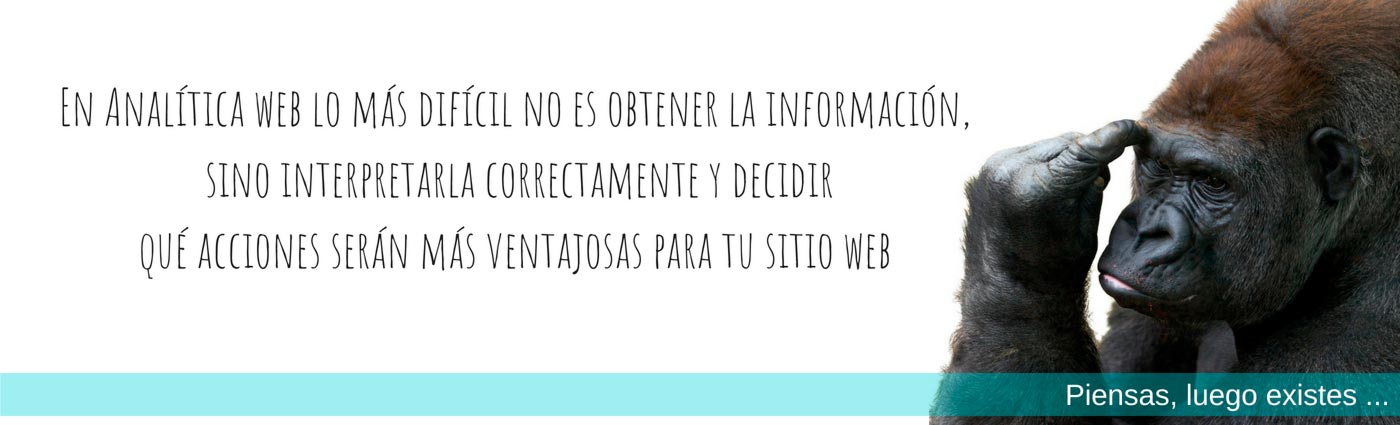 interpretar analítica web