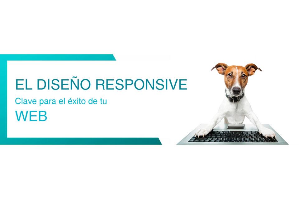 Diseño responsive clave éxito web